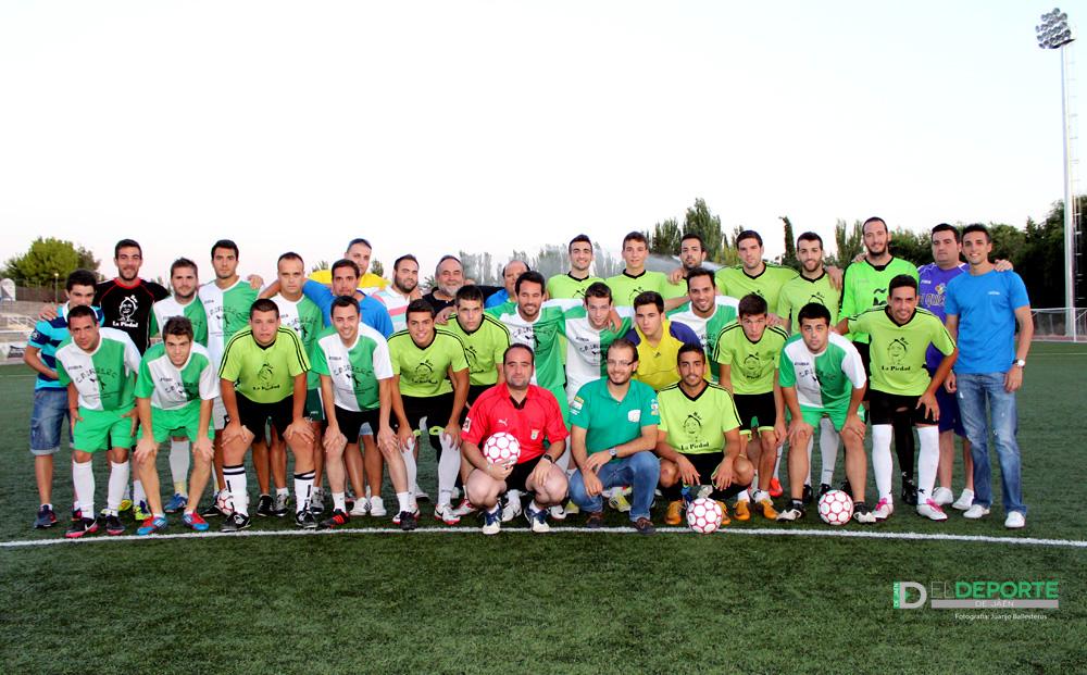 Cairelec se alza con la victoria en la I Maratón de Fútbol 7 de Úbeda