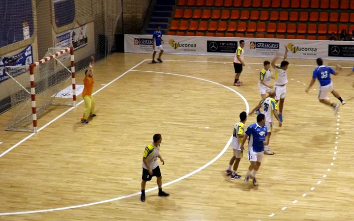 El Bailén supera al NTAC-GAB Jaén en el amistoso de La Salobreja