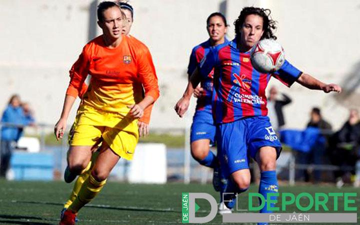 María Alharilla, convocada para los partidos de clasificación al Mundial