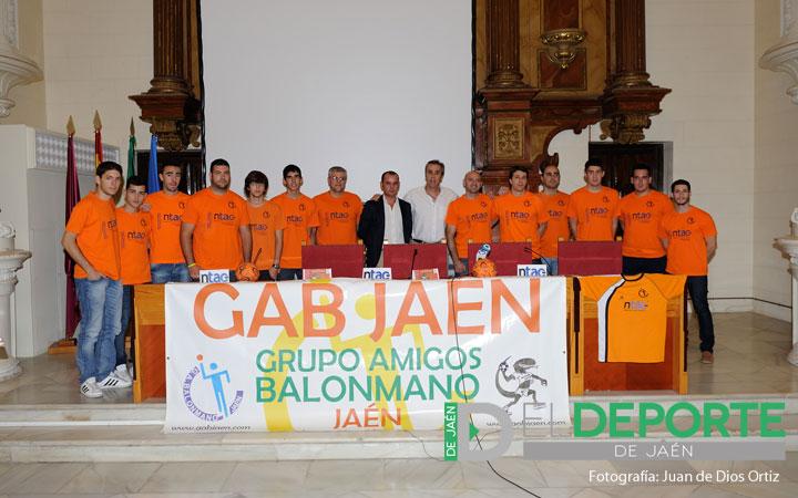 El GAB Jaén se prepara para la Segunda División