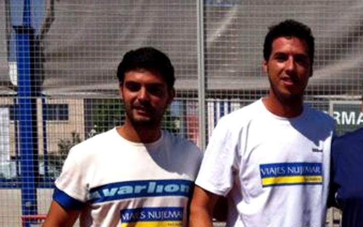 La Selección Andaluza de Pádel convoca a Antonio Luque y Marta Porras