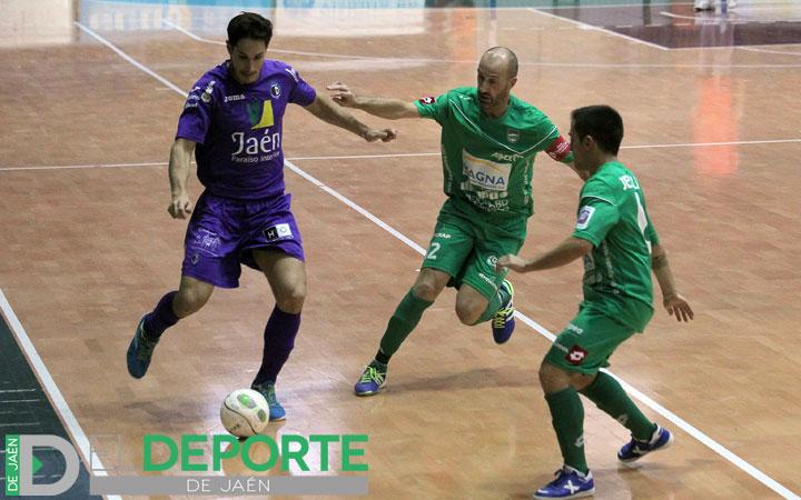 FINAL: Magna Navarra 3-2 Jaén Paraíso Interior