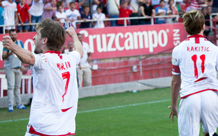 Sevilla FC: Un equipo en construcción