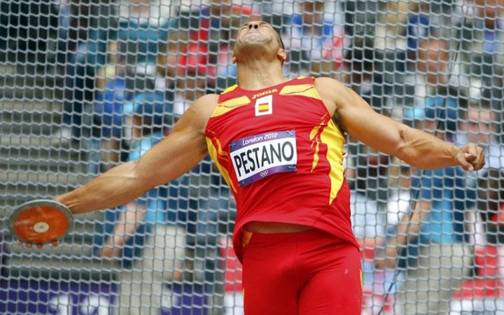 El internacional Mario Pestano refuerza al Unicaja Atletismo