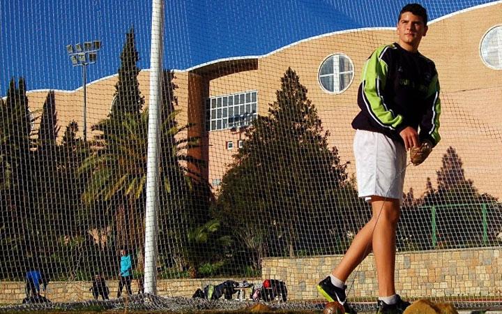 Alberto González, convocado por la Real Federación Española de Atletismo