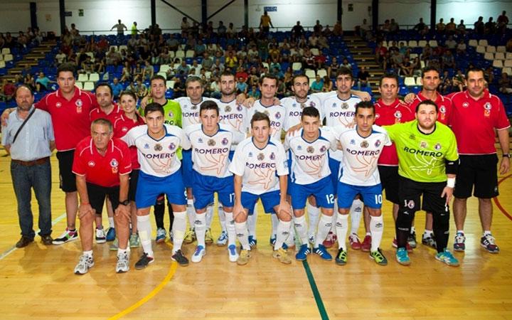 El Jaén Paraíso Interior-Cartagena en la Copa del Rey