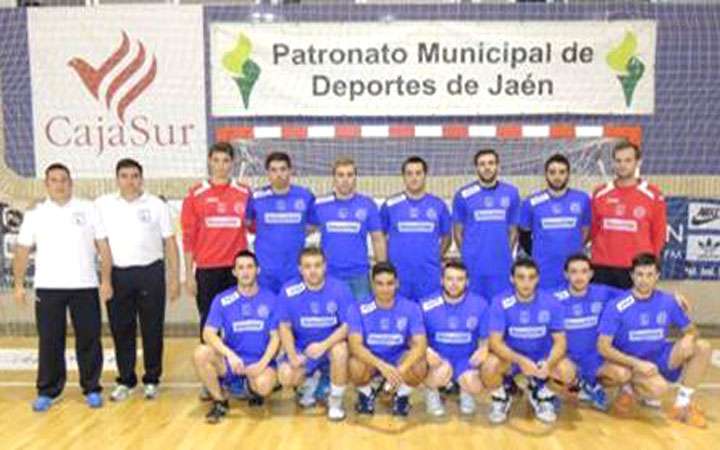 Segunda victoria del BM Ciudad de Jaén, que se sitúa en lo alto de la clasificación