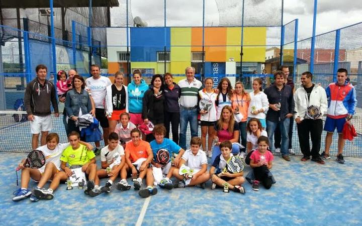 Páez-Benítez y Porras-Ocaña campeones en el Open Plata de Mengíbar