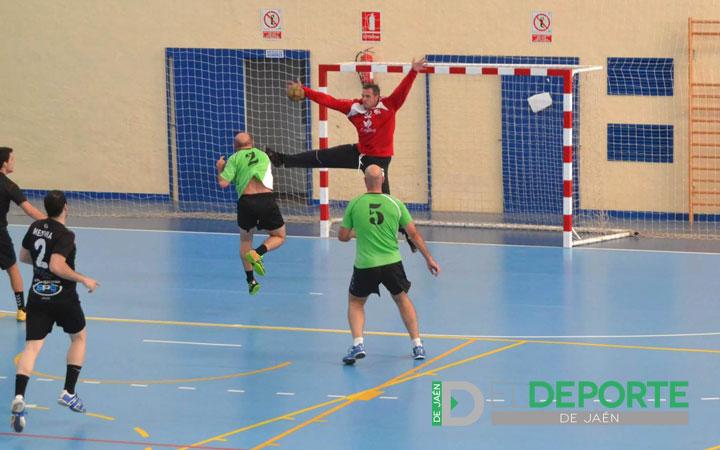 El NTAC-GAB Jaén cae derrotado en su primer partido liguero