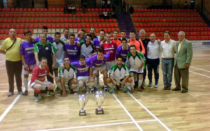 El AD Santa Isabel se lleva el Trofeo Alcalde de Jaén