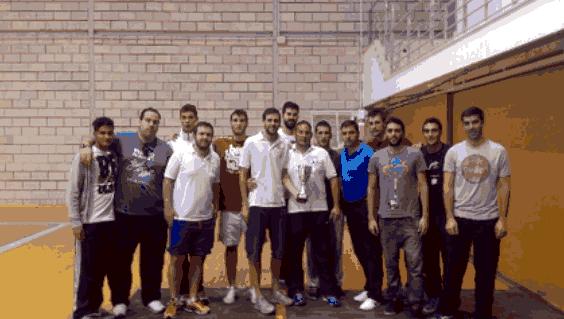 El BM Ciudad de Jaén vence en su primer amistoso