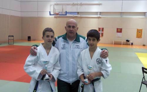 Seis jiennenses competirán en la Copa de España cadete de Judo