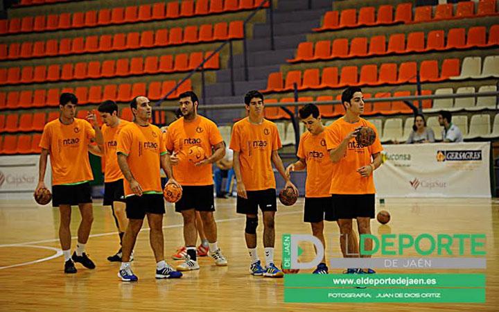El GAB Jaén hará su presentación oficial con todas sus categorías