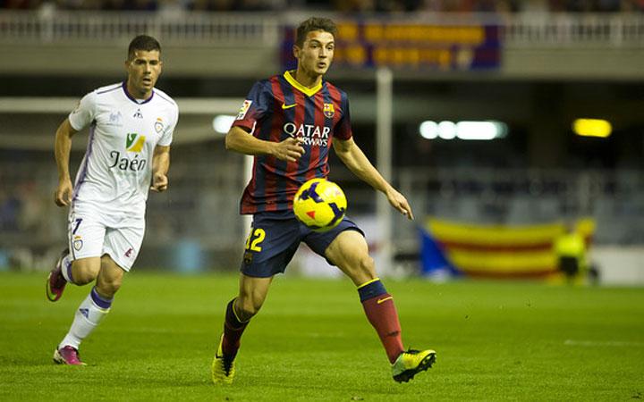 El Real Jaén barre a los cachorros del Barça (la crónica)
