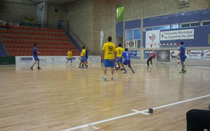 Sexta victoria consecutiva del BM Ciudad de Jaén