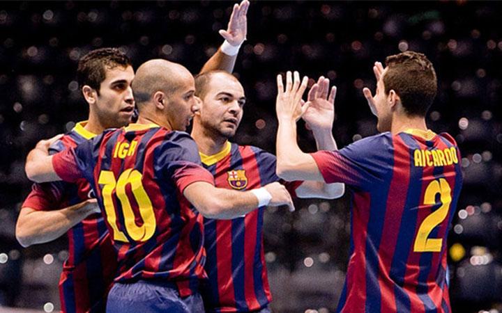El Jaén-Barça se jugará el 28 de diciembre a las 18.00 horas