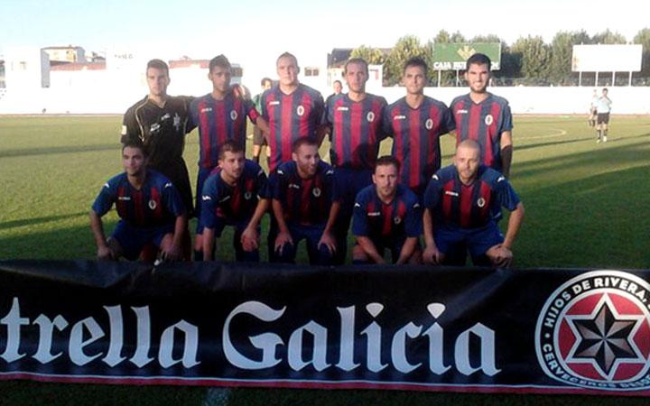 Partido amistoso entre el Real Jaén y el CD Iliturgi