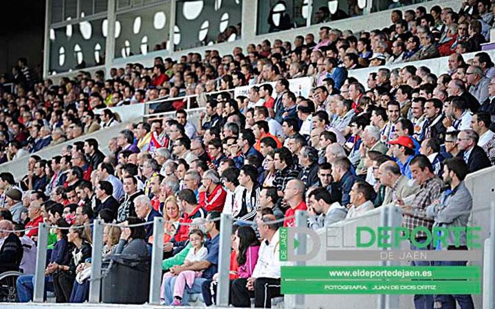 El Real Jaén-Real Madrid Castilla, en La Sexta