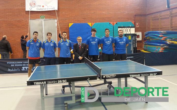 CTM Jaén luchando por el ascenso a Primera Nacional