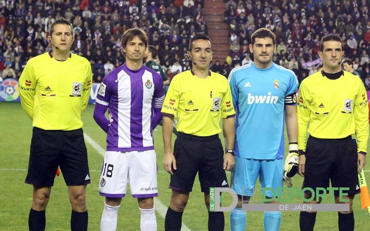 Pérez Montero y Hernández Labella dirigirán el Real Madrid-Real Valladolid