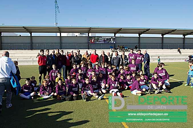 Los pequeños futbolistas de la provincia recuerdan a Quico Álvarez