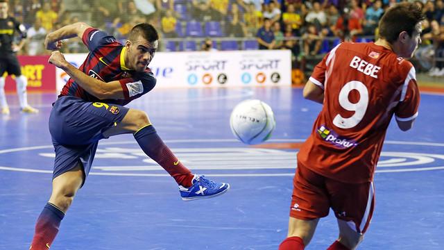 Convocatoria del FC Barcelona para Jaén