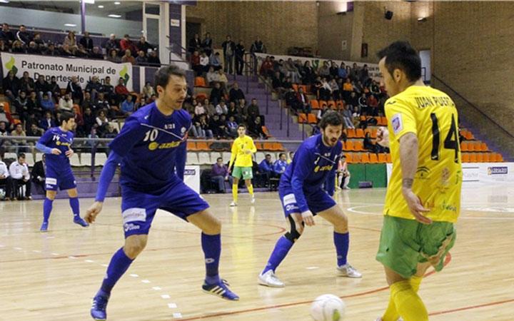 El Azkar Lugo derrota al Jaén en su feudo (0-3)