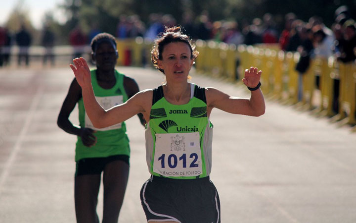 El triunfo de Saida El Mehdi destaca en la jornada victoriosa del Unicaja