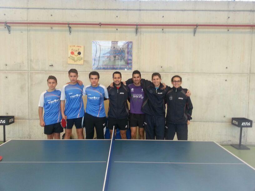 El CTM Jaén vence al Roquetas y se coloca cuarto