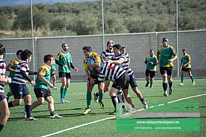 El jiennense Rafa Teruel, ficha por el CDU Granada Rugby