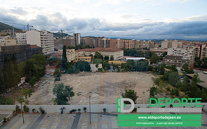 Primera luz verde para la construcción del Centro Deportivo 'La Victoria'