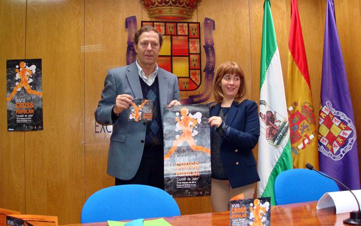 Más de 700 atletas participarán en el Cross Popular 'Ciudad de Jaén'