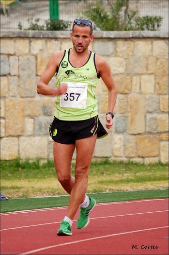 Juan Porras participará en el Campeonato de España de Marcha en Ruta