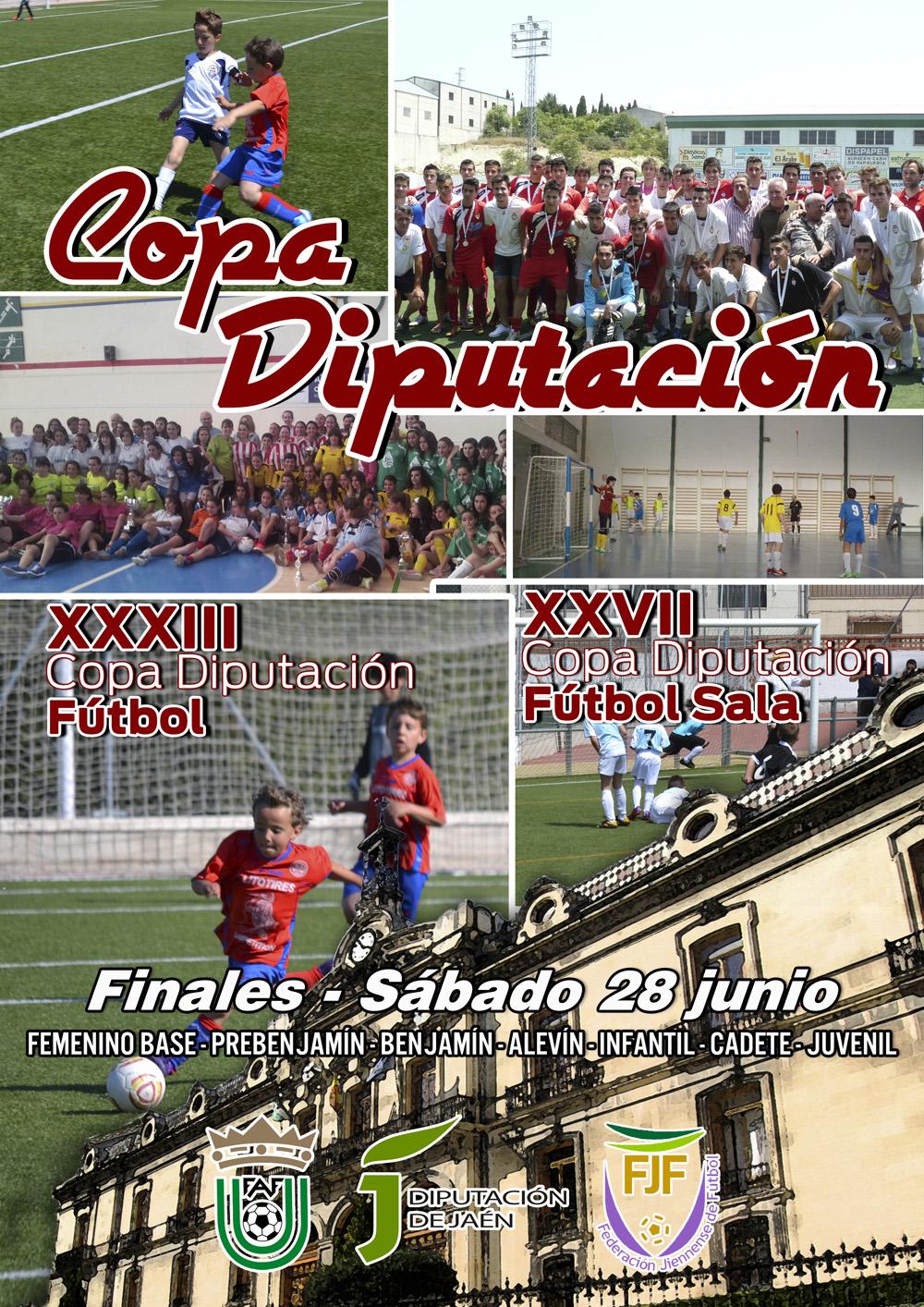Arranca la Copa Diputación 2014