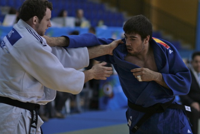 José Luis Romera y Álvaro Cantero, convocados con la selección andaluza de judo