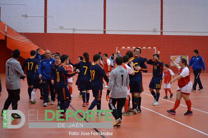 Éxito total del I Trofeo 'Álvaro del Bosque' de fútbol sala