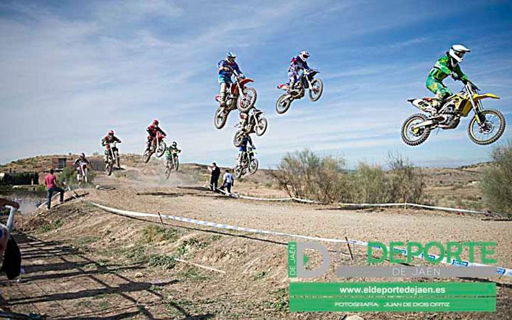 Jaén celebrará este domingo el Campeonato de Andalucía de Motocross
