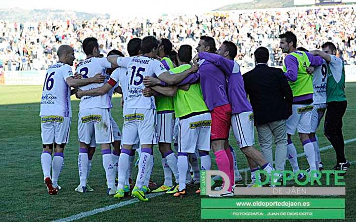 El Real Jaén nunca se rinde