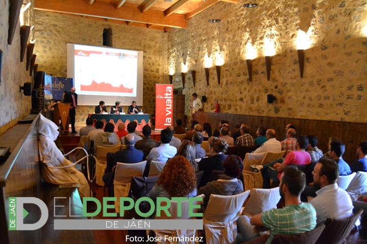 Alcaudete y Baeza cuentan los días para la llegada de la Vuelta Ciclista a España