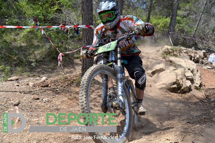 Más de 130 participantes en el III Trofeo de Descenso Sierra Sur de Jaén
