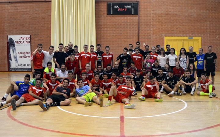 El Jaén FS plantea una jornada de fútbol con las categorías inferiores del CD Hispana