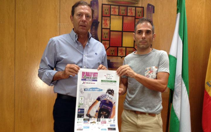 Jaén acogerá el IV Open Rally BTT 'Sierra del Lagarto', puntuable para el andaluz
