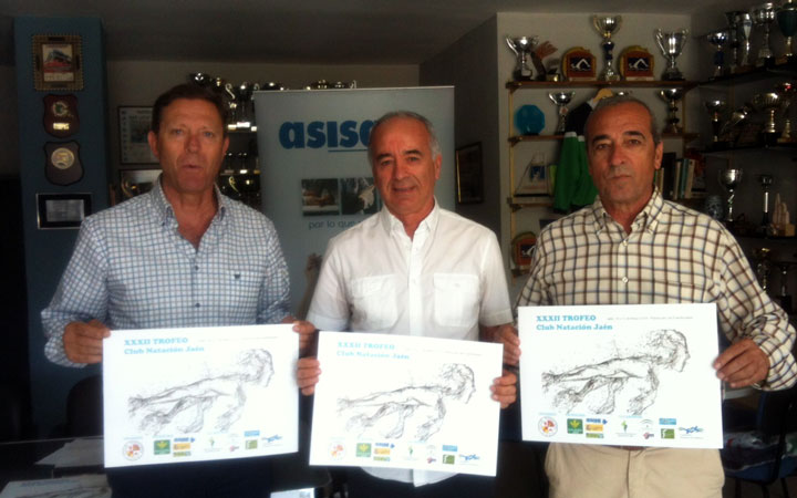 Unos 400 nadadores se darán cita en el XXXII Trofeo 'Club Natación Jaén'