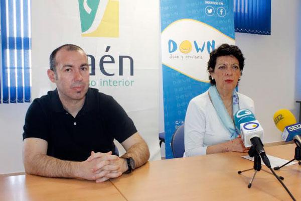 El Jaén FS realizará una jornada de convivencia con la Asociación Síndrome de Down Jaén