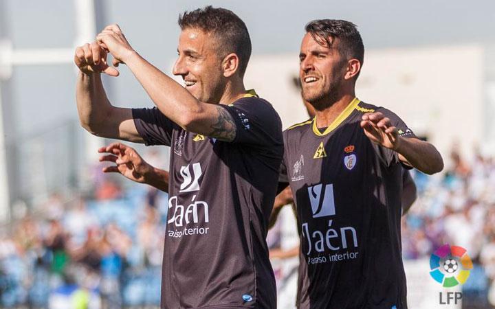 El Real Jaén suma un punto contra un rival directo (la crónica)
