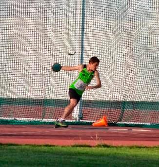 Los cadetes del Unicaja Atletismo, subcampeones de Andalucía por clubes