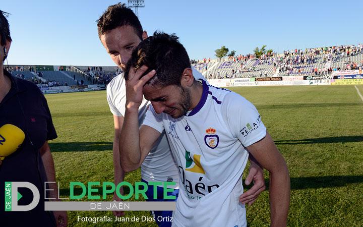 El Jaén pierde en casa contra el Alavés y baja a 2ª B (la crónica)