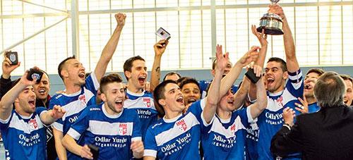 El Jaén FS entrenará con el Baku United en agosto