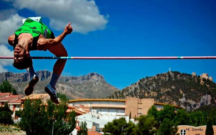 El saltador Carlos Rojas es preseleccionado para el Mundial Junior