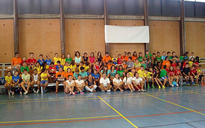La Escuela Deportiva Municipal de Verano es clausurada con «buenos resultados»